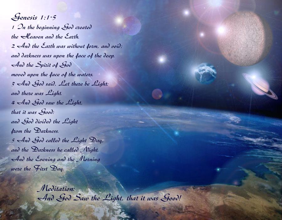Genesis 1 5